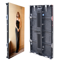 P2.97 Front / Rear Maintain Rental LED Video Screen for Stage Hotel Party Wedding
