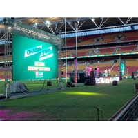 P6.25 Outdoor Low Price 500x500mm Led Panel Rental Display for Mobile