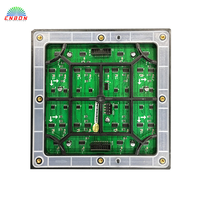 P6 SMD2727 SMD3535 Nationstar LED RGB video display panel 192mmx192mm outdoor led screen modules