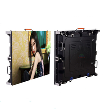 P5 Indoor RGB Novastar Rental LED Video Wall with 640*640mm Cabinet