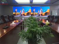 P1.66 Ultra HD Multi-Media Conference Video Wall Led Screen