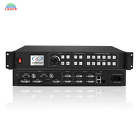 Kystar U6 (KS948) six windows splicing video processor for LED display of 4K /8 K resolution