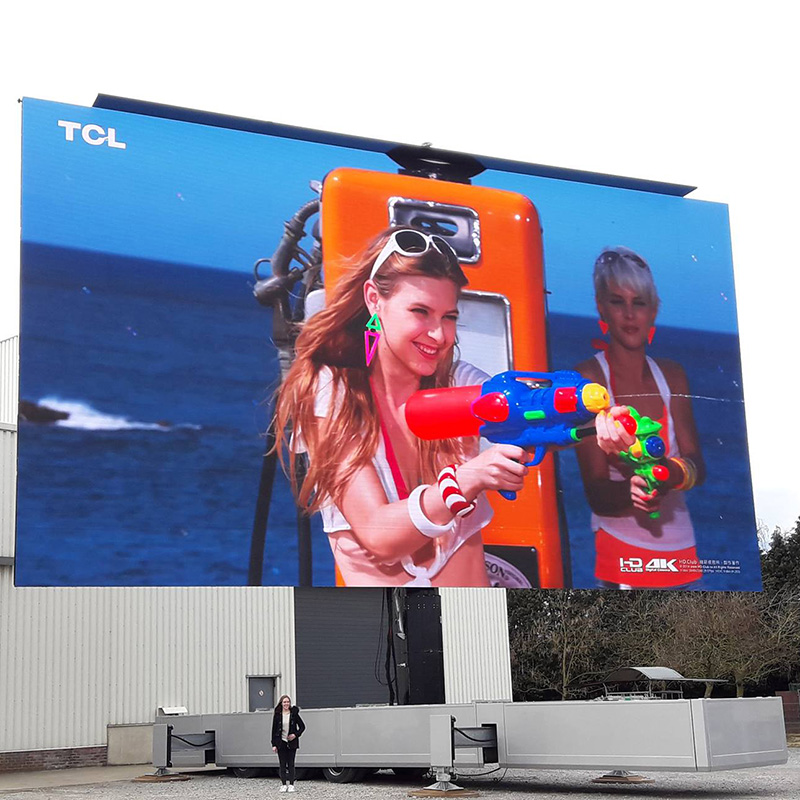 P4 Top quality Nationstar LED video wall 256x256 pixles /1024mmx1024mm LED display panels giant LED screen for outdoor advertising