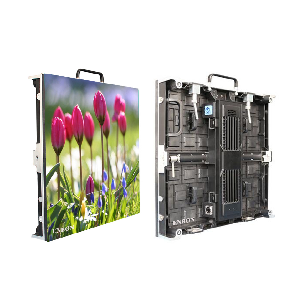 P2.97 Special Price Indoor HD Rental Led Video Wall (500x500mm Panel)