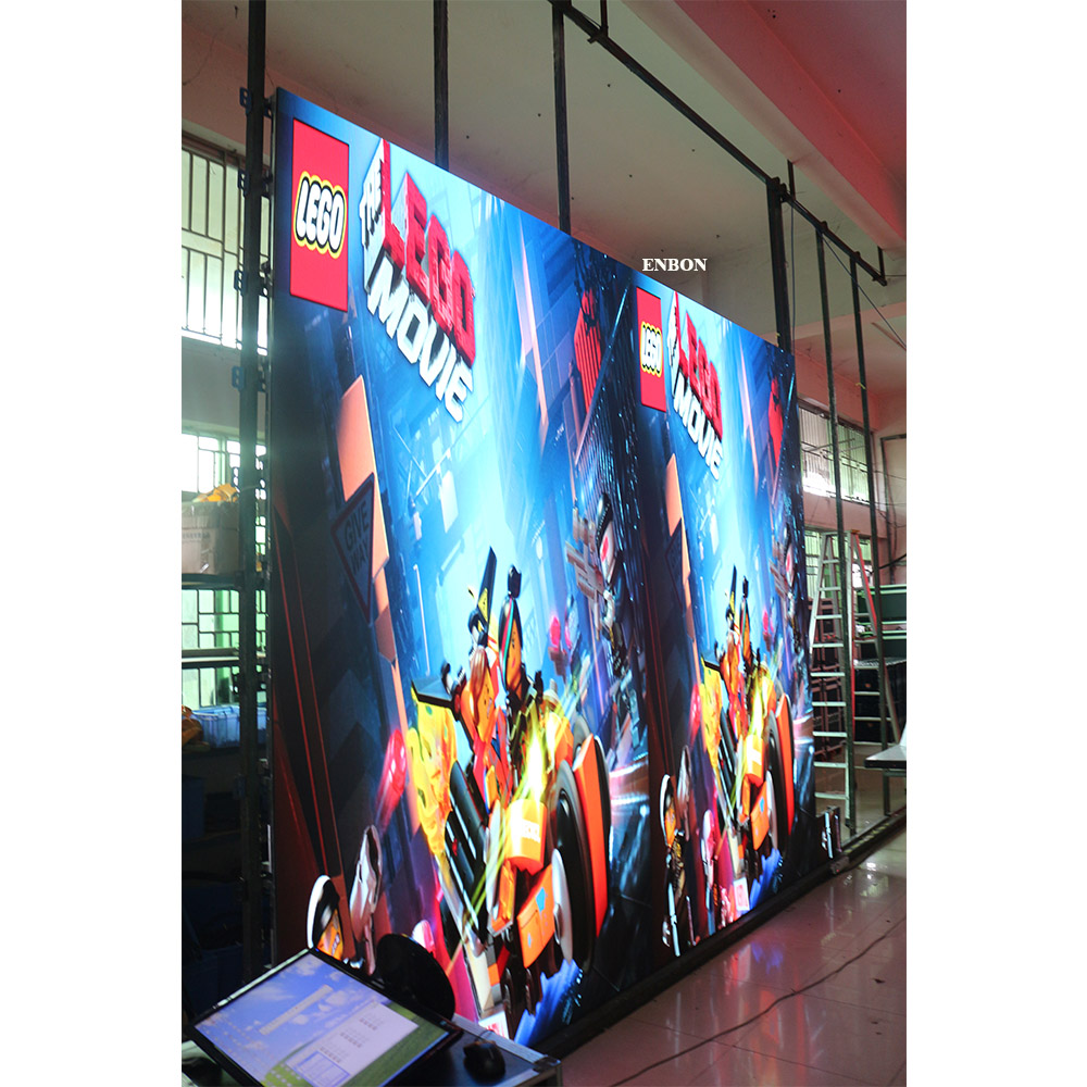 P1.25 Small Pixel Pitch HD Led Video Screen 400*300mm Display Panel