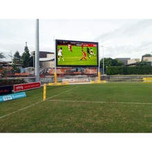 P5 Outdoor HD Scoreboard Iron / Aluminum Frame LED Screen for Scoring , Ads, Liveboard Cast