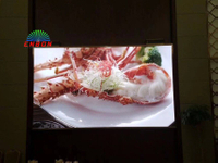 P2 Indoor Led Panel 576 x 576mm for Ultra HD Display Expo Meeting Showroom