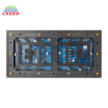 P4 high contrast HD Nationstar SMD1921 black LED 256mmx128mm led display modules for outdoor video wall