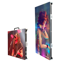 P3.9 Waterproof Best Led Nationstar Panel Outdoor Display with Die Casting Frame